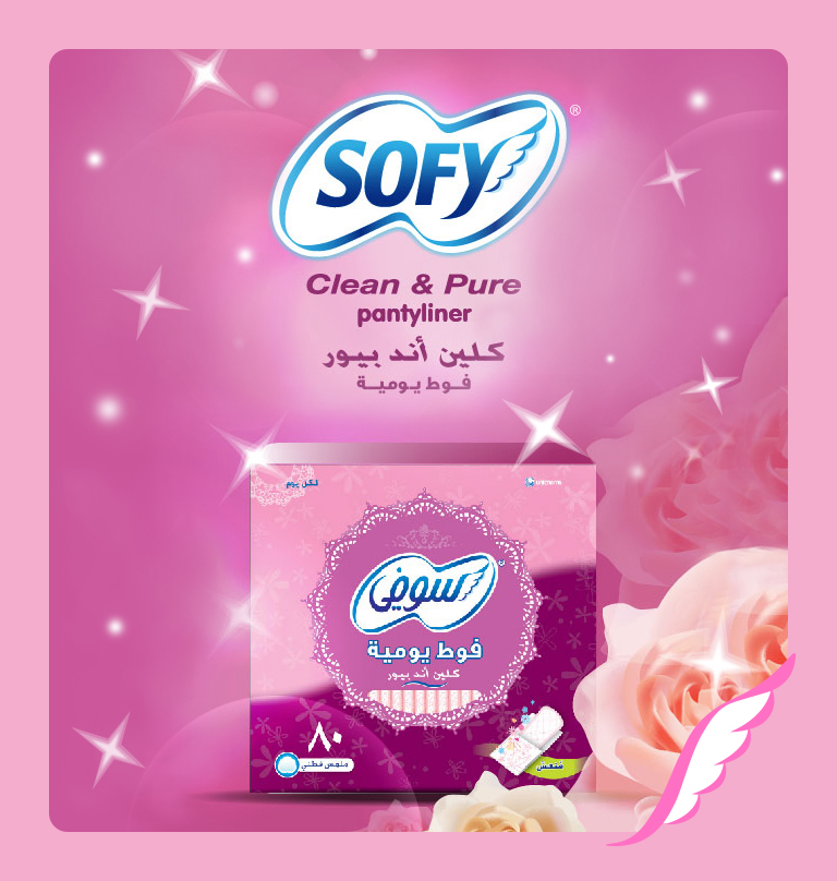 SOFY Clean & Pure